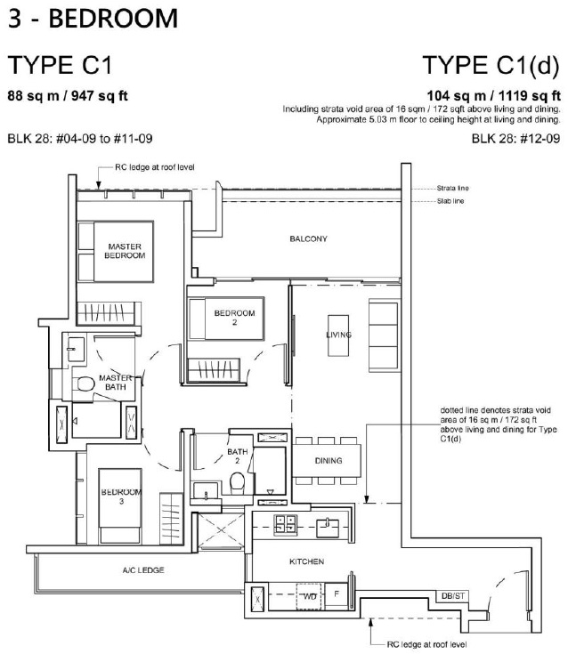 Haus on Handy 3DK floor plan